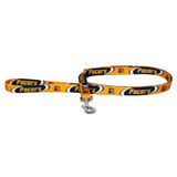 Indiana Pacers Dog Pet 6ft Nylon Lead Leash
