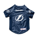 Tampa Bay Lightning Dog Cat Deluxe Stretch Jersey