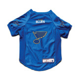 St. Louis Blues Dog Cat Deluxe Stretch Jersey