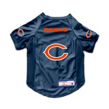 Chicago Bears Dog Cat Deluxe Stretch Jersey