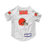 Cleveland Browns Dog Cat Deluxe Stretch Jersey