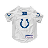 Indianapolis Colts Dog Cat Deluxe Stretch Jersey