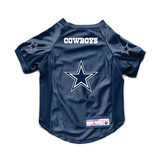 Dallas Cowboys Dog Cat Deluxe Stretch Jersey