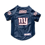 New York Giants Dog Cat Deluxe Stretch Jersey
