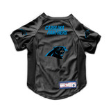 Carolina Panthers Dog Cat Deluxe Stretch Jersey