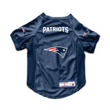 New England Patriots Dog Cat Deluxe Stretch Jersey