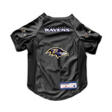 Baltimore Ravens Dog Cat Deluxe Stretch Jersey