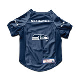 Seattle Seahawks Dog Cat Deluxe Stretch Jersey