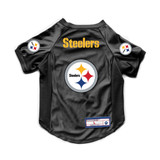 Pittsburgh Steelers Dog Cat Deluxe Stretch Jersey