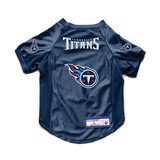 Tennessee Titans Dog Cat Deluxe Stretch Jersey