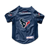 Houston Texans Dog Cat Deluxe Stretch Jersey