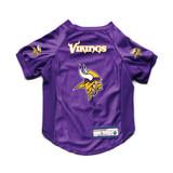 Minnesota Vikings Dog Cat Deluxe Stretch Jersey