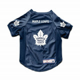 Toronto Maple Leafs Dog Cat Deluxe Stretch Jersey