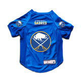 Buffalo Sabres Dog Cat Deluxe Stretch Jersey