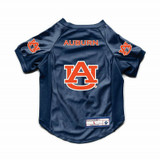 Auburn Tigers Dog Cat Deluxe Stretch Jersey