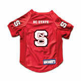 NC State Wolfpack Dog Cat Deluxe Stretch Jersey