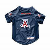 Arizona Wildcats Dog Cat Deluxe Stretch Jersey