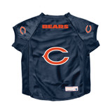 Chicago Bears Dog Deluxe Stretch Jersey Big Dog