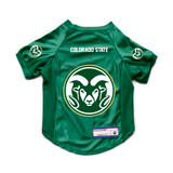 Colorado State Rams Dog Cat Deluxe Stretch Jersey