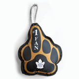 Toronto Maple Leafs Number One Fan Dog Pet Toy