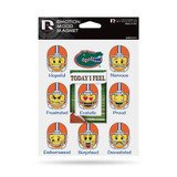 Florida Gators Emoji Emotion Mood Magnet Set w/ Movable Today Frame