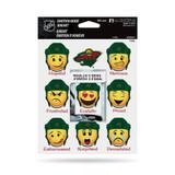 Minnesota Wild Emoji Emotion Mood Magnet Set w/ Movable Today Frame