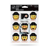 Philadelphia Flyers Emoji Emotion Mood Magnet Set w/ Movable Today Frame