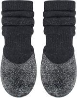 Premium Slouchy Dog Socks Set Of 4 Non Slip Stretchy