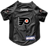 Philadelphia Flyers Dog Cat Deluxe Stretch Jersey Big Dog