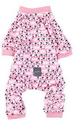 Counting Sheep Dog Cat Premium Pajamas PJs Super Soft Pink