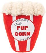 Popcorn Pup Corn Dog Toy Premium Plush w/ Squeaker Non Toxic