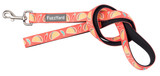 Hey Esse Tacos Premium Dog Cat Leash Neoprene w/ Rotating Clasp