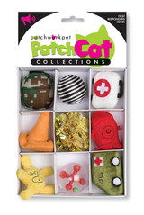 First Responders Theme Box Cat Toy 9pc Set Premium Catnip
