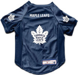 Toronto Maple Leafs Dog Deluxe Stretch Jersey Big Dog Size