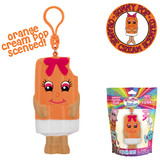 Scented Orange Creamsicle Backpack Clip Sunny Pop Whiffer Squisher