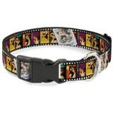 Gizmo Gremlins Premium Cat Collar Breakaway Filmstrip Licensed