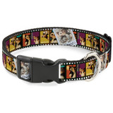 Gizmo Gremlins Premium Dog Collar Filmstrip Poses Licensed
