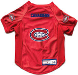 Montreal Canadiens Dog Deluxe Stretch Jersey Big Dog Size