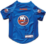 New York Islanders Dog Deluxe Stretch Jersey Big Dog Size