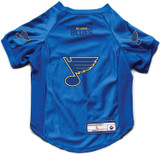 St. Louis Blues Dog Deluxe Stretch Jersey Big Dog Size