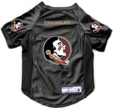 Florida State Seminoles Dog Deluxe Stretch Jersey Big Dog Size