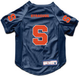Syracuse Orange Dog Deluxe Stretch Jersey Big Dog Size