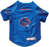 Boise State Broncos Dog Deluxe Stretch Jersey Big Dog Size