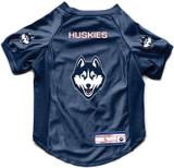 UCONN Huskies Dog Deluxe Stretch Jersey Big Dog Size