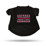 Arizona Cardinals Dog Cat T-Shirt Premium Tagless Tee