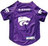 Kansas State Wildcats Dog Deluxe Stretch Jersey Big Dog Size
