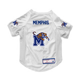 Memphis Tigers Dog Deluxe Stretch Jersey Big Dog Size