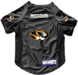 Missouri Tigers Dog Deluxe Stretch Jersey Big Dog Size