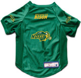 North Dakota State Bison Dog Deluxe Stretch Jersey Big Dog Size