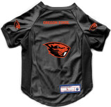 Oregon State Beavers Dog Deluxe Stretch Jersey Big Dog Size